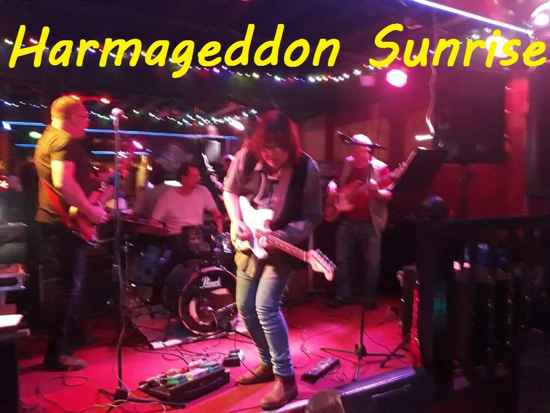 LA 19.9.2020 Harmageddon Sunrise