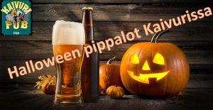 LA 31.10. Halloween pippalot Kaivuri Pubissa